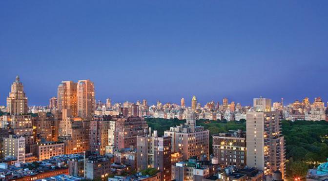 Paradvåning Millenium Tower, Upper West, New York City