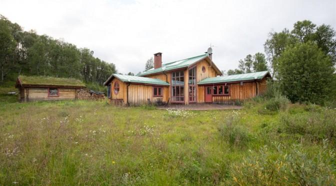 Stuga i Ramundberget