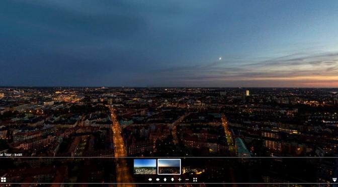 Stockholms häftigaste Penthouse!!??